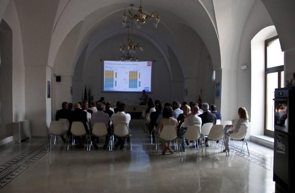 L'incontro a Ceglie Messapica è stata anche l'occasione per Beko di illustrare le ottime performance del brand