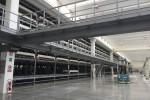 Magazzino verticale automatizzato del nuovo impianto produttivo laminam GEA