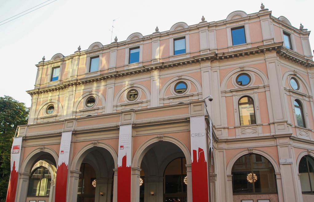 Il teatro dal Verme ha ospitato il 25 luglio i 1500 invitati di Lube per la convention annuale