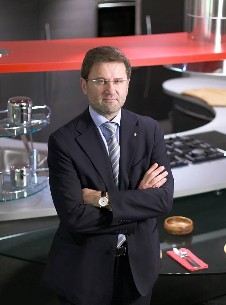 Edi Snaidero - ad e presidente snaidero group