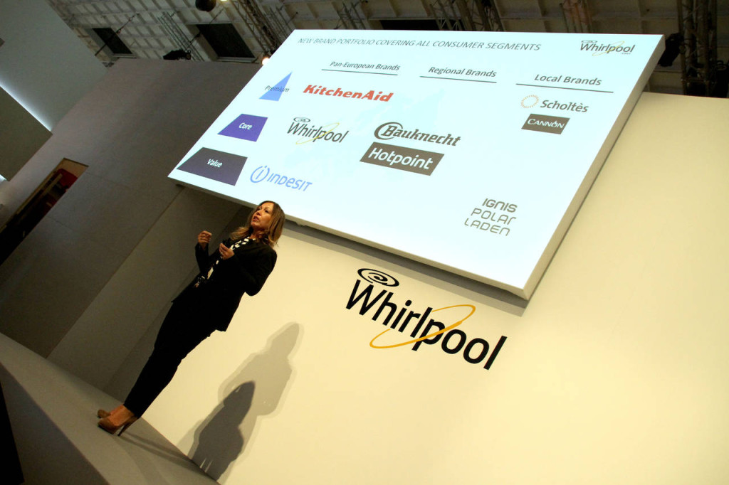 Elettrodomestici Whirlpool IFa 2015 Berlino Esther Berrozpe Galindo