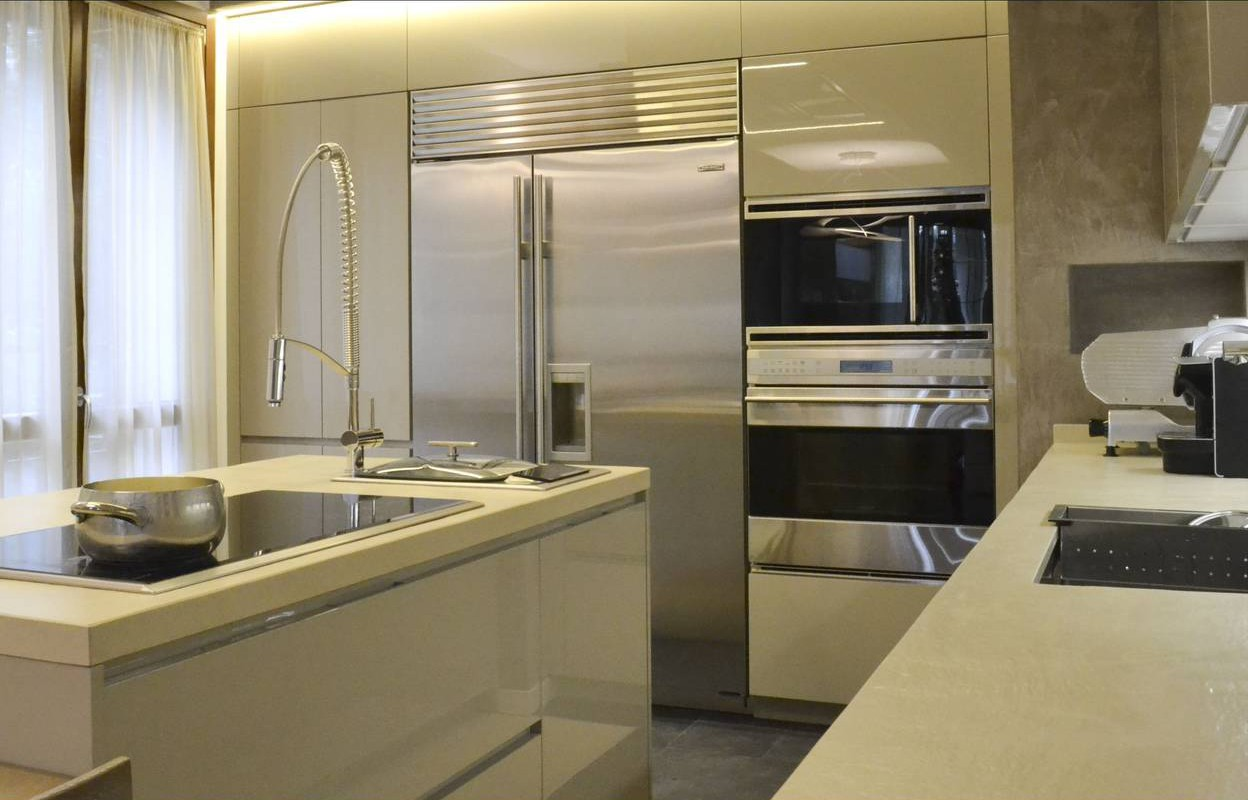 Soluzioni multitasking in cucina a torino ambiente cucina - Frigoriferi da incasso ikea ...