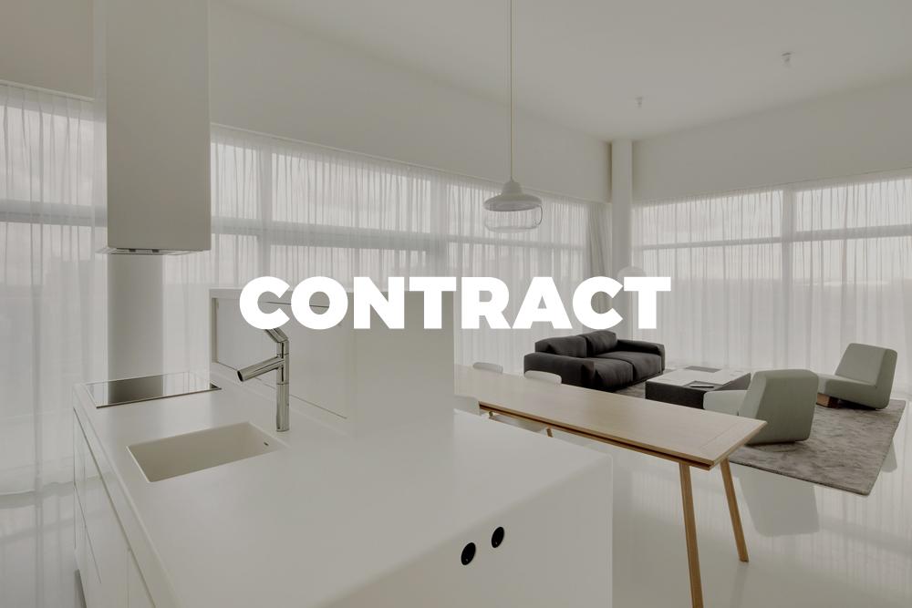 Contract alberghiero - cucine