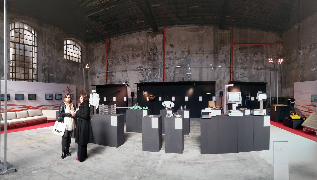 ADI Design Index 2015 mostra Milano