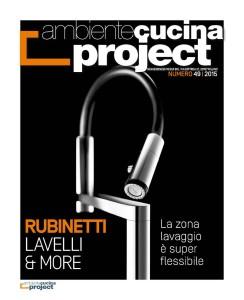 ambiente cucina project 49 area lavaggio