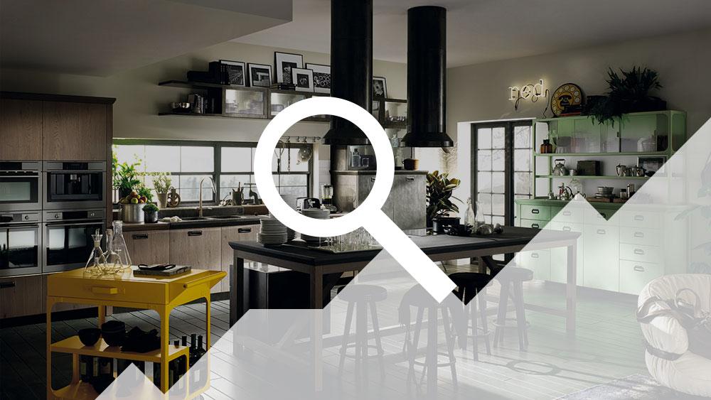 Cucine In Muratura Usate Vendita.Il Mercato Online Delle Cucine Usate Ambiente Cucina