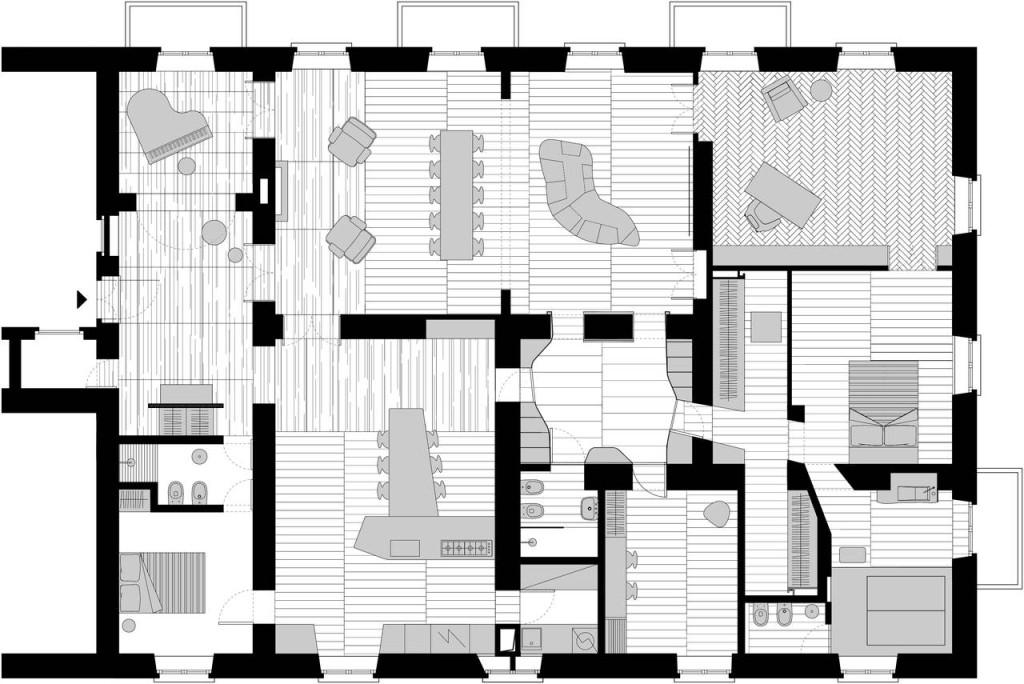 Appartamento sul fiume PIANTINA