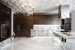L'iper lusso entra in cucina