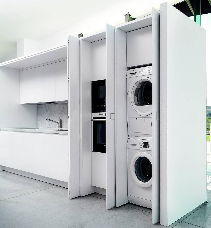 Concept D90 , il blocco cucina freestanding è stato realizzato per ...