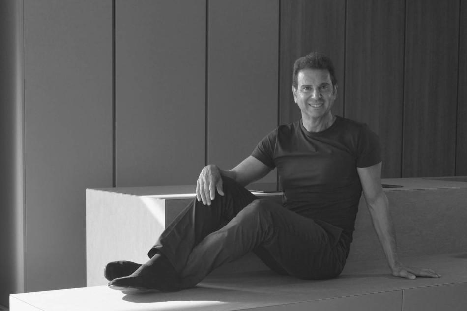 Alberto Minotti designer e art director minotti cucine e maistri