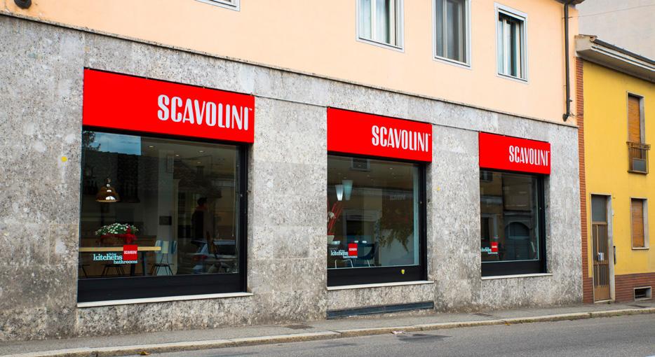 Scavolini Store apertura Pavia