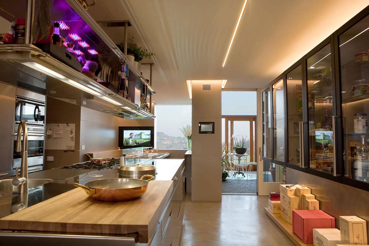 cucina arclinea udine custom architetto petri star kitchen progetto ristrutturazione