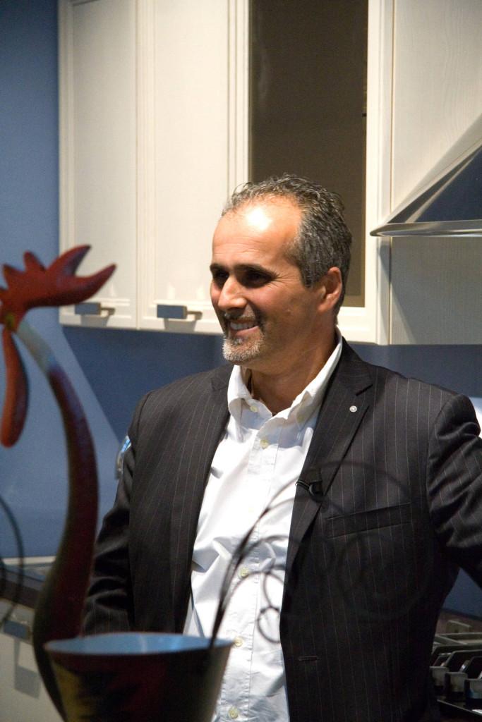 Paolo Meroni, alla guida dello Scavolini Store di Lissone