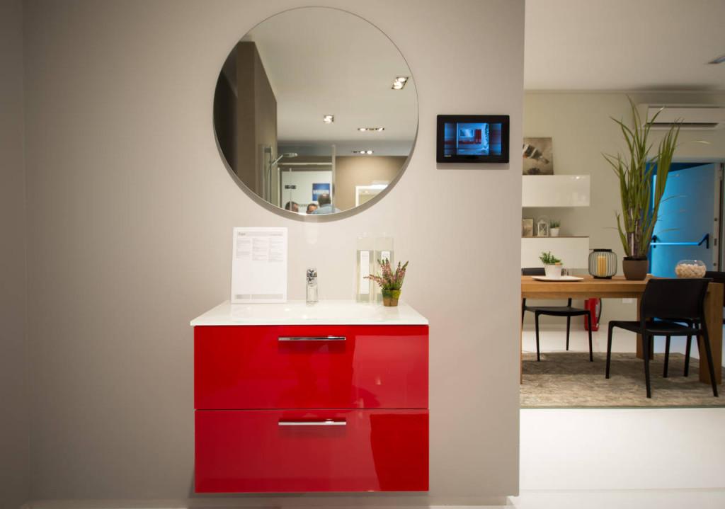 Una proposta per il bagno arricchisce le soluzioni per la casa proposte dallo Scavolini Store di Lissone