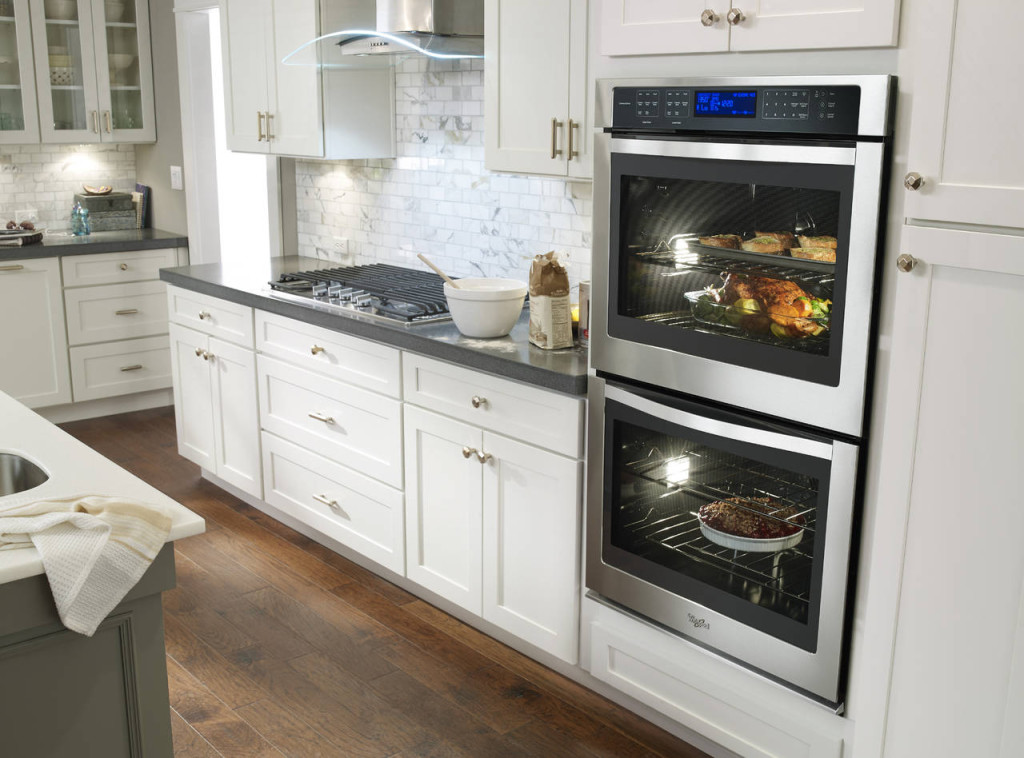 Whirlpool 6.4 Cu Ft Combination Wall Oven