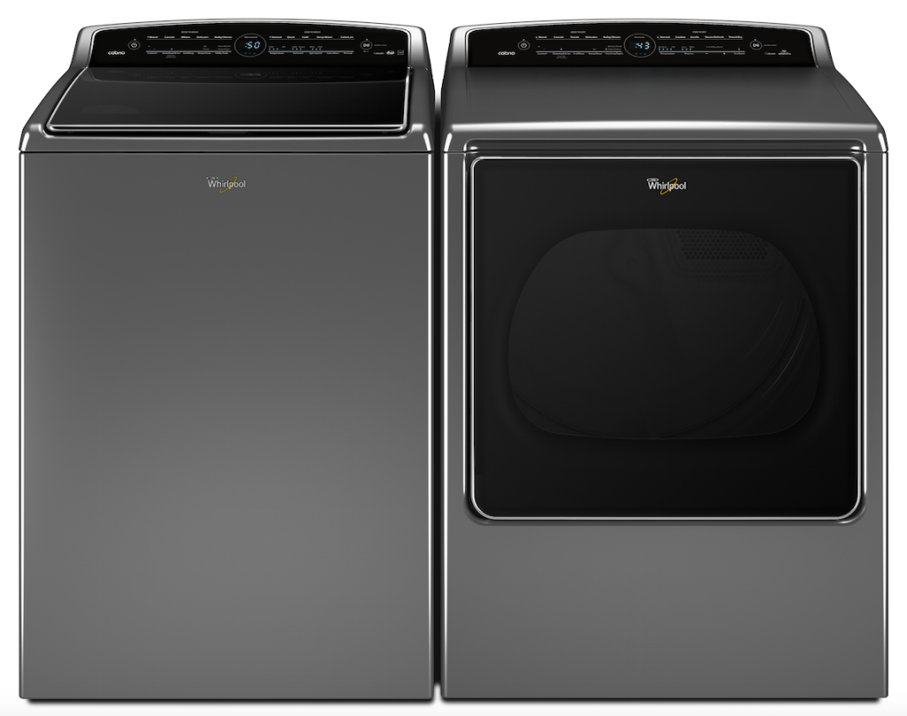 Whirlpool® Smart Top Load Washer