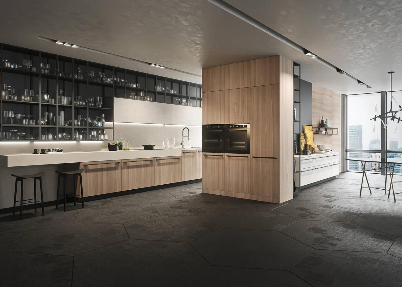 La cucina Opera by Snaidero ha vinto il Good Design Award 2015