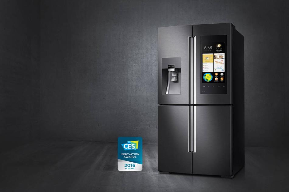Ces: il frigorifero è intelligente