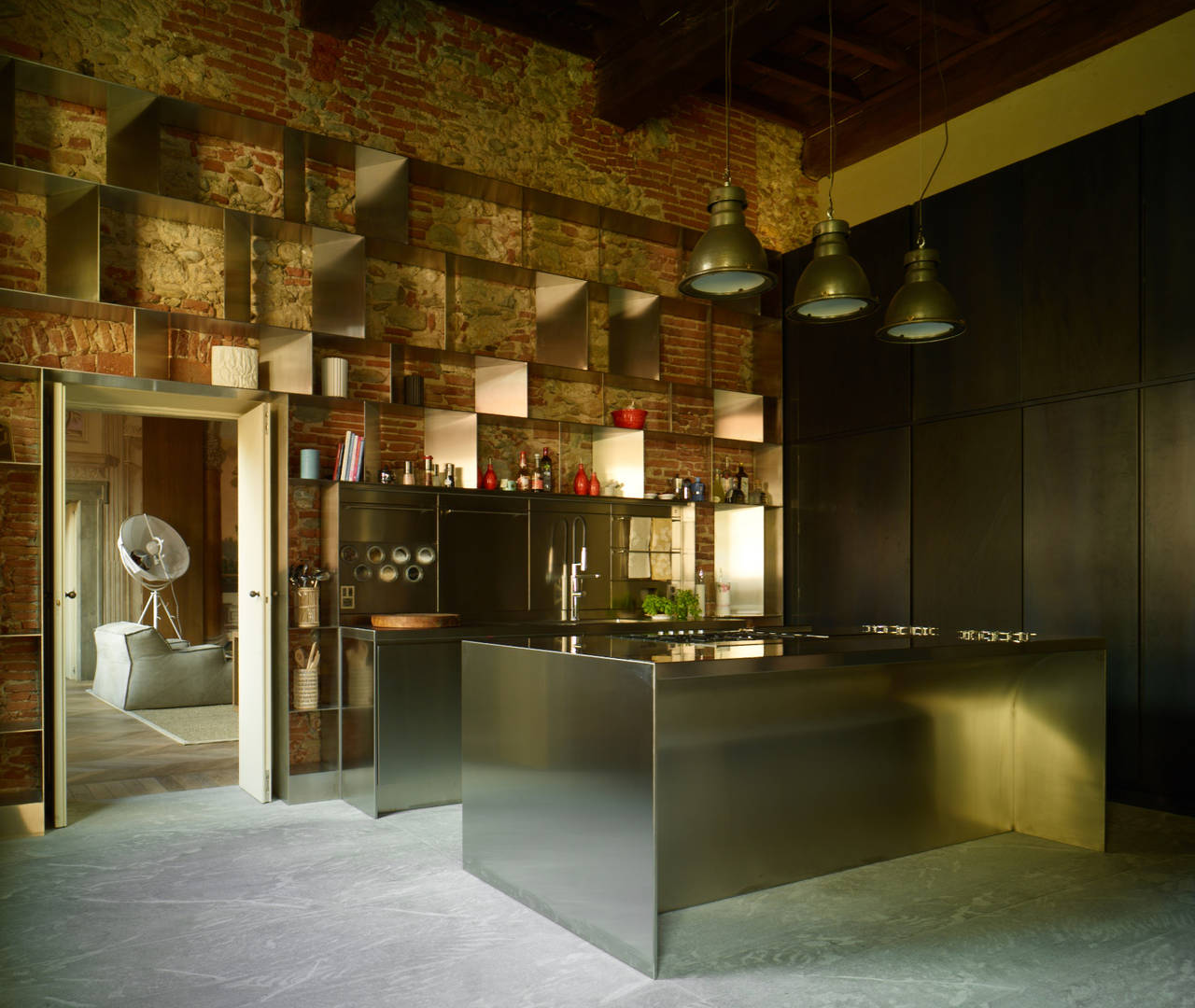 Eurocucina 2016: Atelier by Abimis