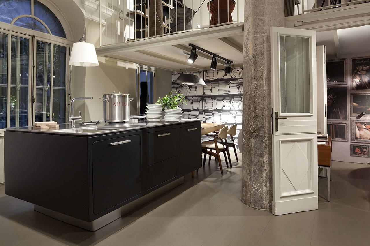 Il nuovo spazio di Abimis a Milano