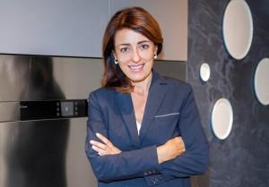 Katia Da Ros, Amministratore Delegato e Vicepresidente di Irinox
