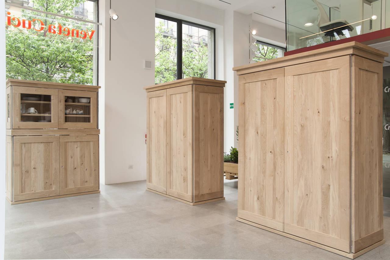 Credenza Per Stoviglie : Una credenza in cucina ambiente