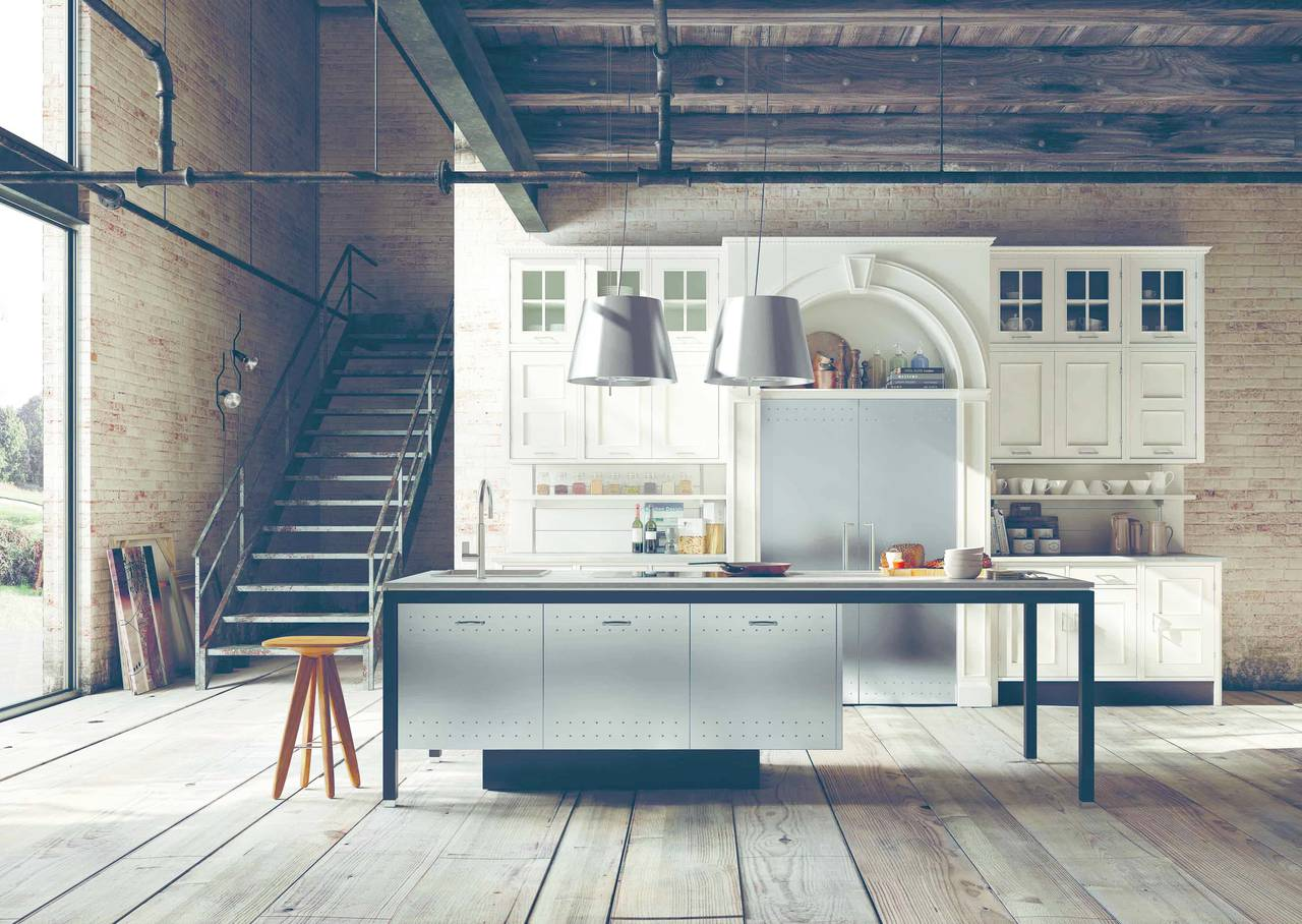 Dialma Brown | Ambiente Cucina