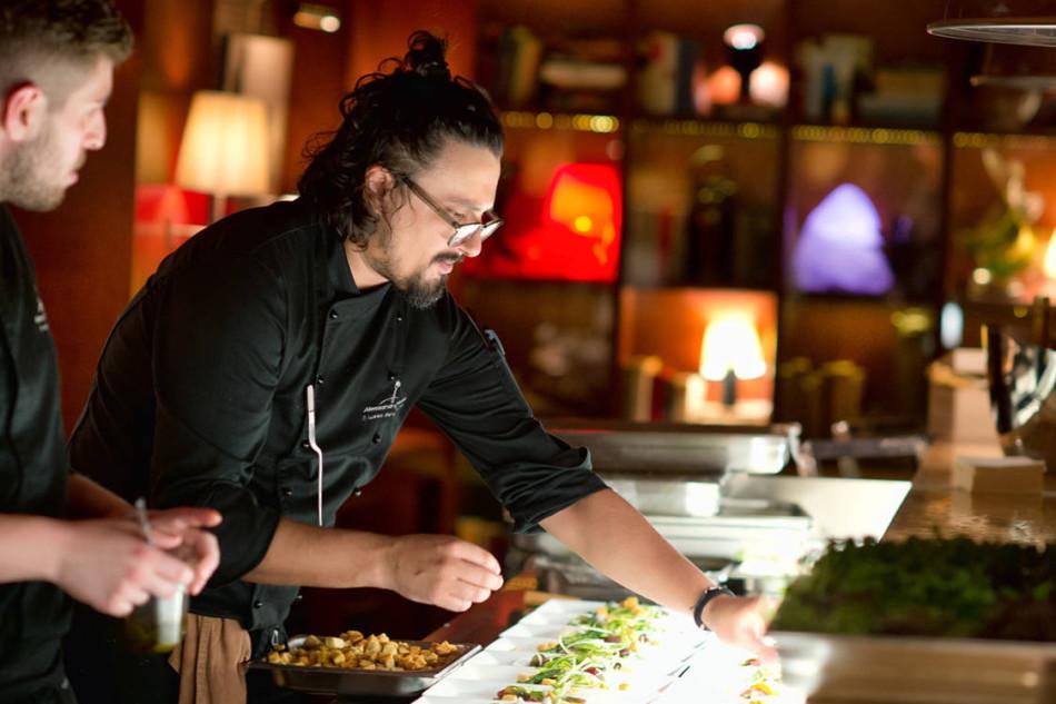Design Week a prova di chef