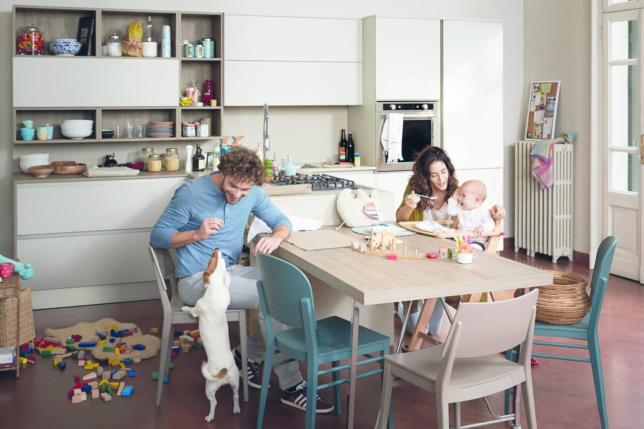 Veneta cucine racconti di vita ambiente cucina - Racconti di cucina ...