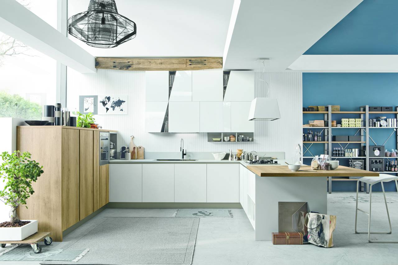 Stosa propone infinity ambiente cucina for Cucina stosa infinity