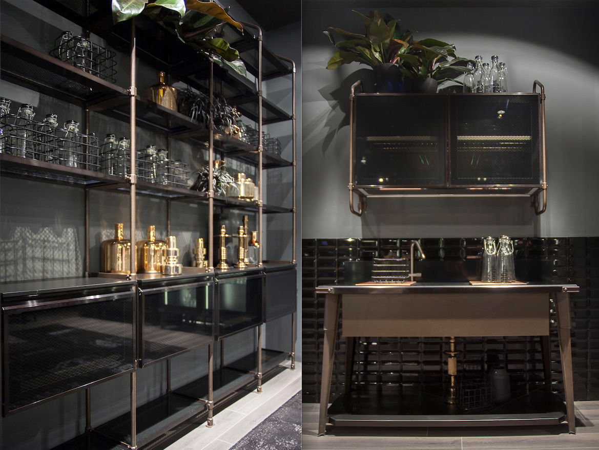 Cucine industrial un trend in ascesa ambiente cucina - Cucine scavolini diesel ...
