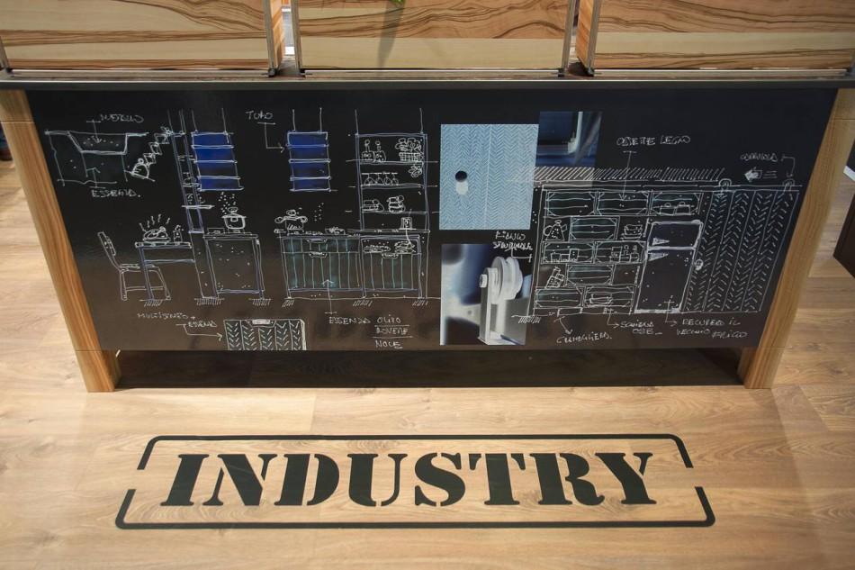 Cucine industrial un trend in ascesa ambiente cucina - Aziende cucine design ...