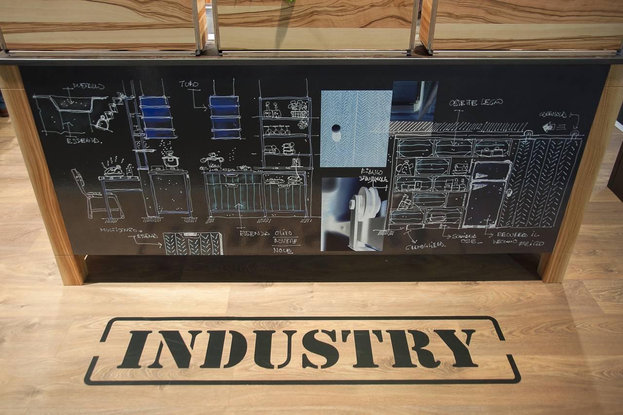 Cucine industrial, un trend in ascesa | Ambiente Cucina