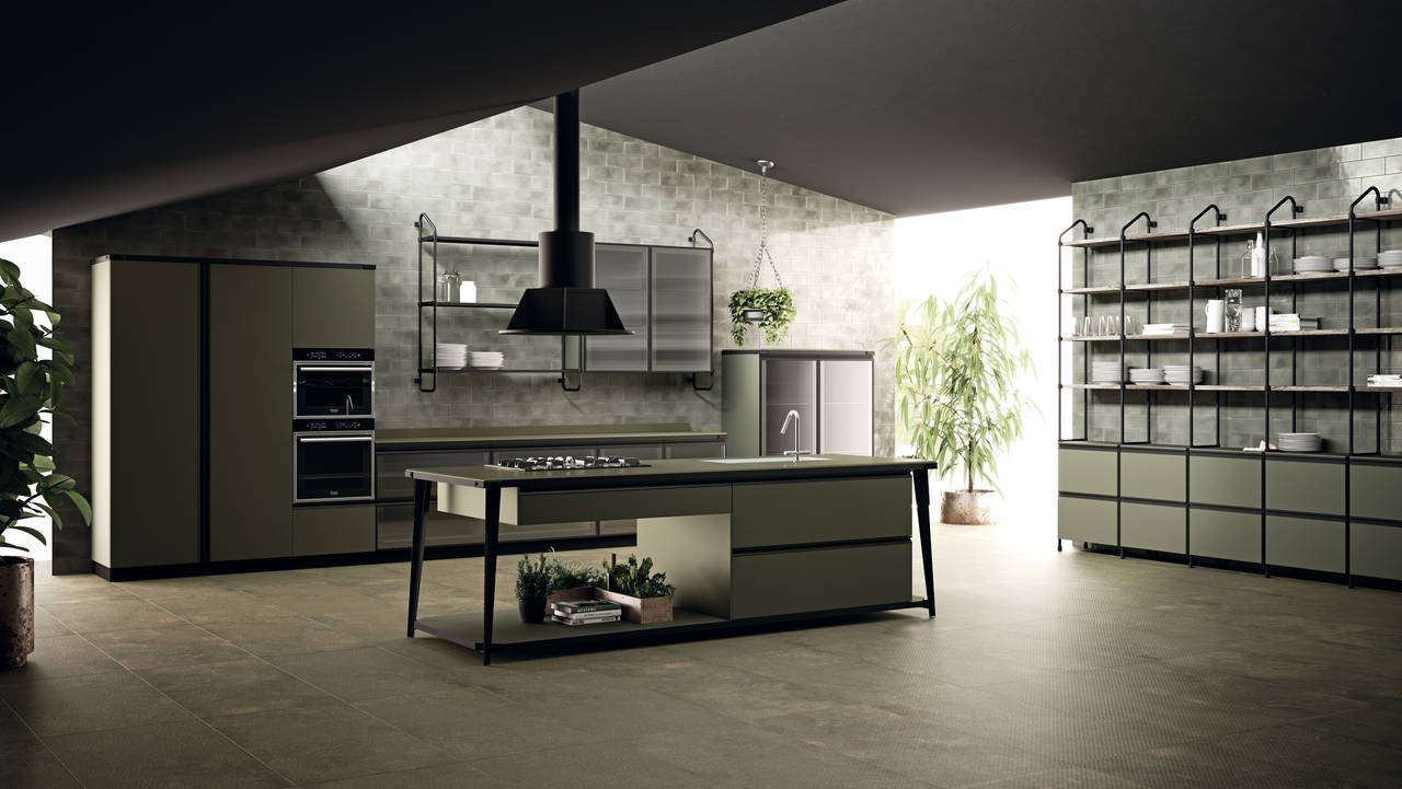 Diesel Oper Workshop by Scavolini