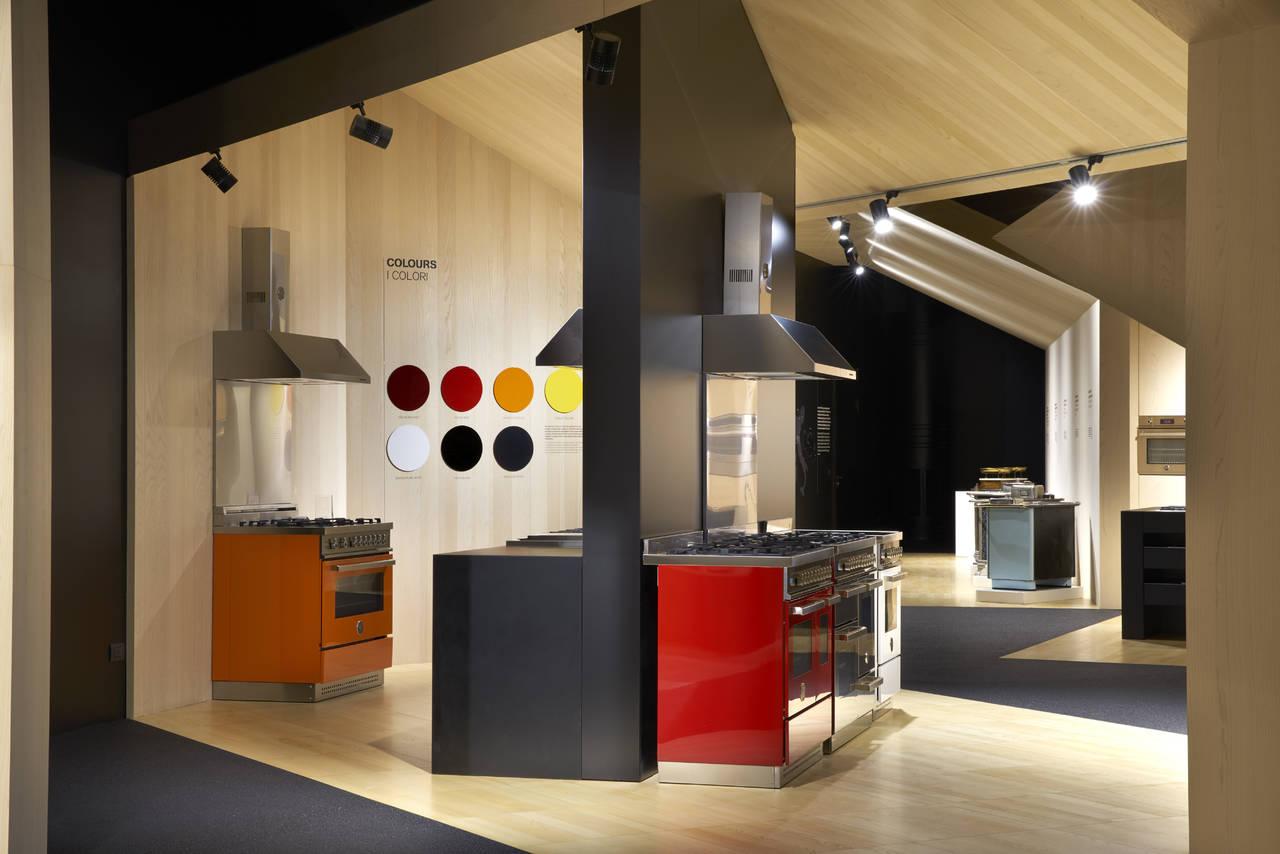 La nuova Casa Bertazzoni a Guastalla (Re)