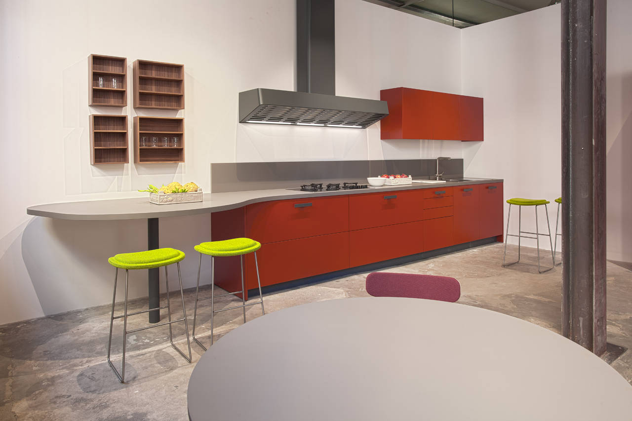 Ambiente Cucina Project N.55 | Del Tongo | KS | Ambiente Cucina