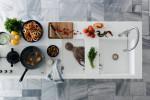 Ambiente Cucina Project n.55 | Franke | Piani di lavoro su misura