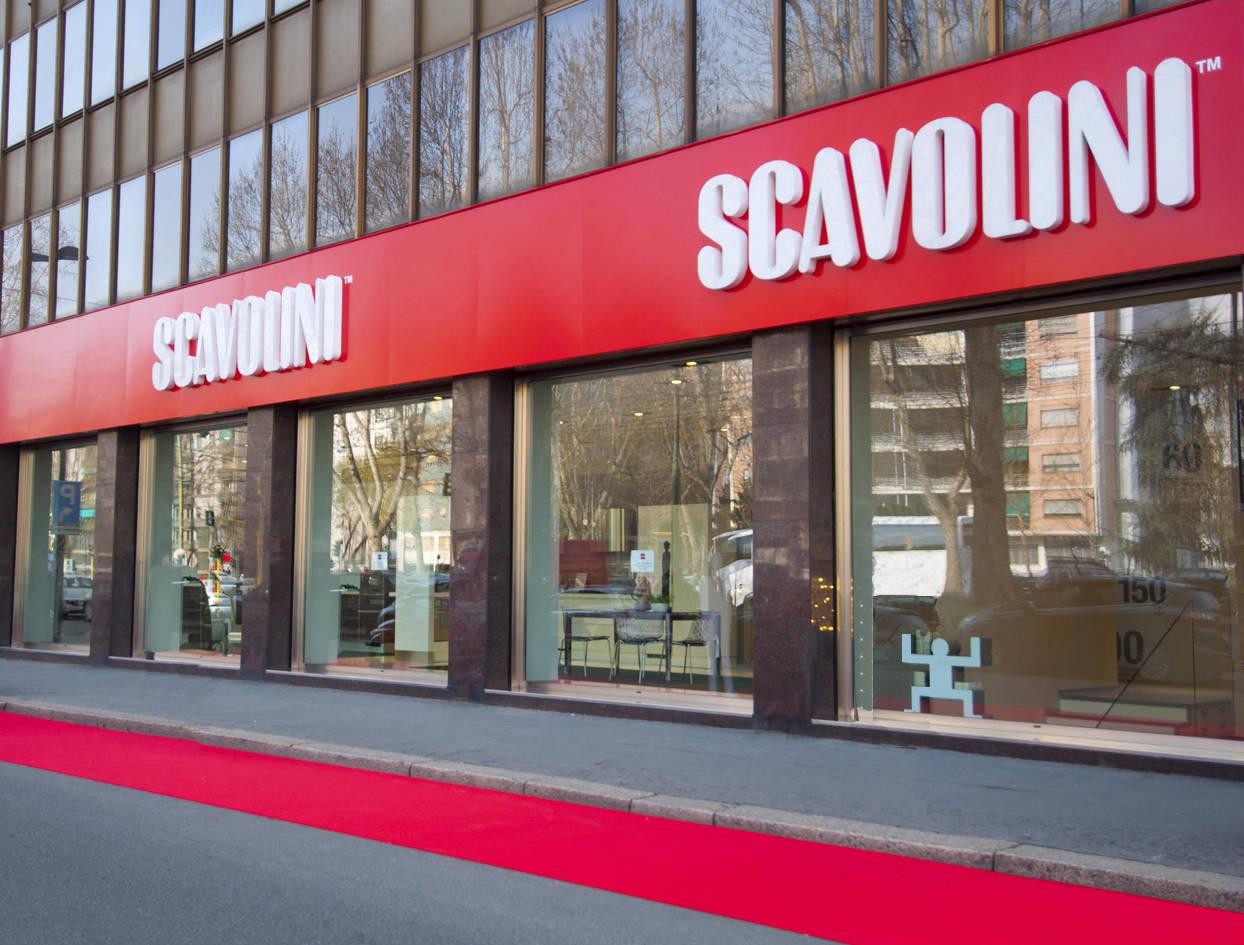 L'evento #cc si è tenuto presso lo Scavolini Store Sempione di Milano