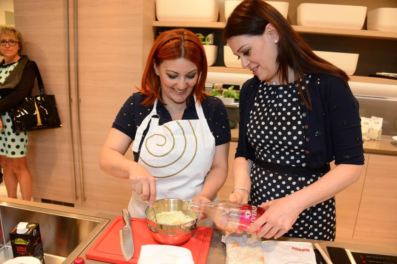 Daniela Neglia e Sonia Peronaci
