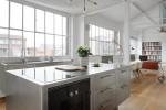 Ambiente Cucina Project n. 56 Progetto In un loft a Parigi