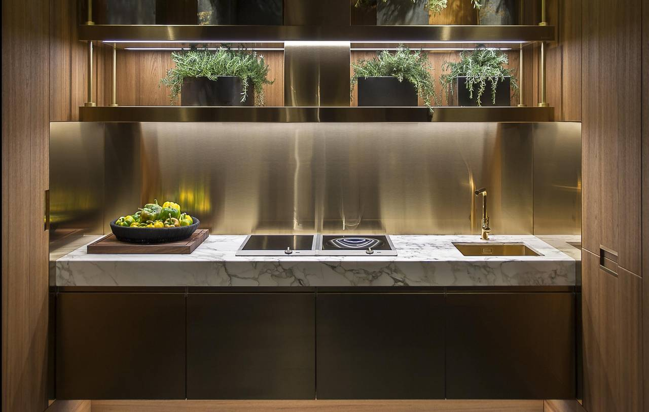 Ambiente cucina project arclinea principia for Aziende cucine design