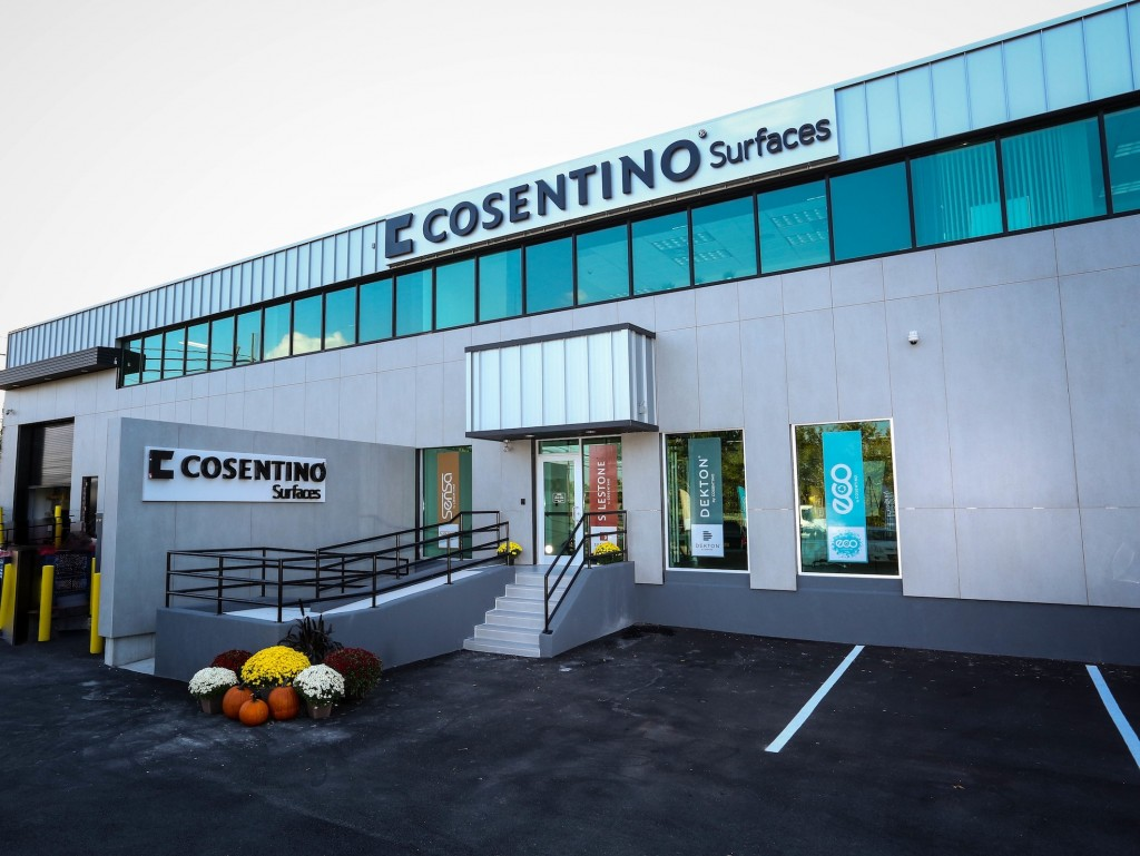 Cosentino Center a Long Island (Usa)