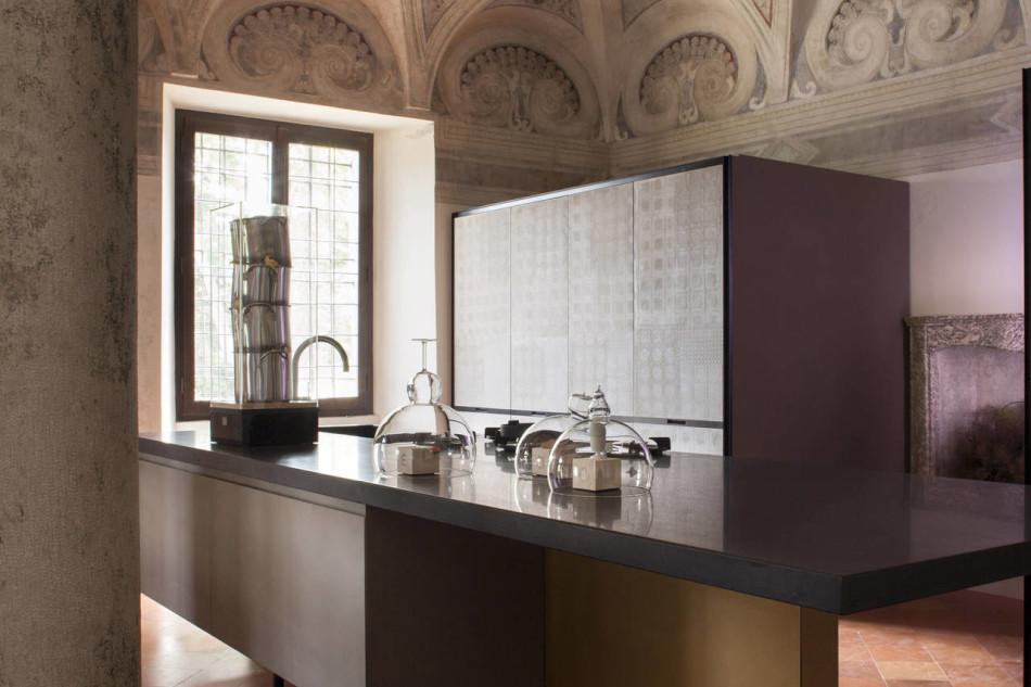 Estivale di key cucine per la mostra abitare gonzaga 2016 for Benedini mantova