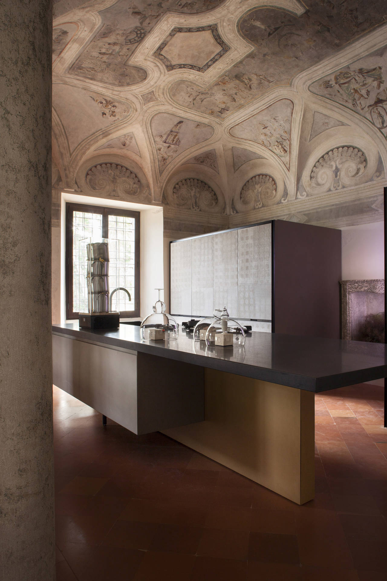Cucina Estivale by Benedini Associati per Key Cucine (Photo by Albumstudio)