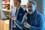 "Grundig supporta ""Food for Soul"" di Massimo Bottura"