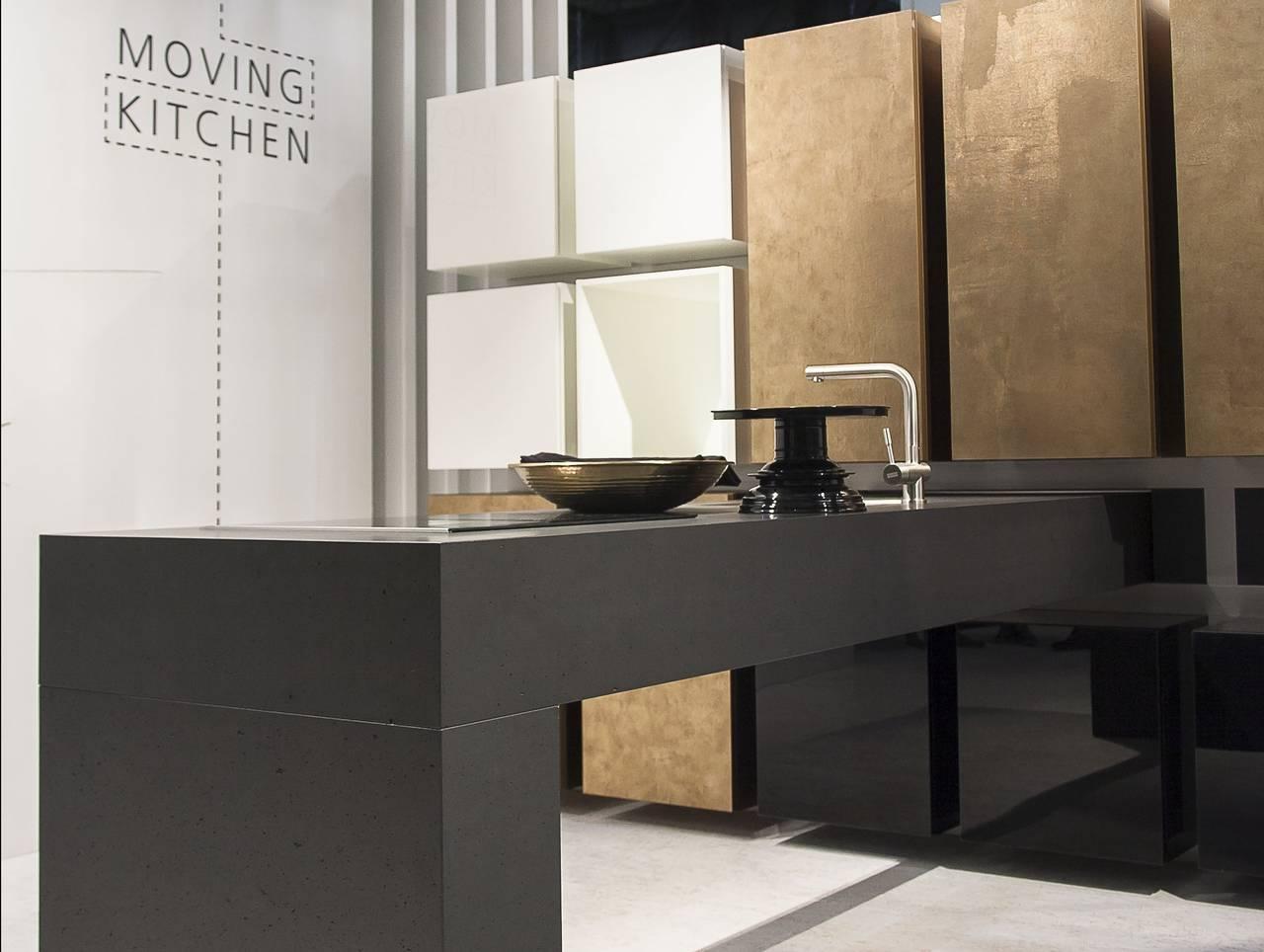 Häcker - Moving Kitchen