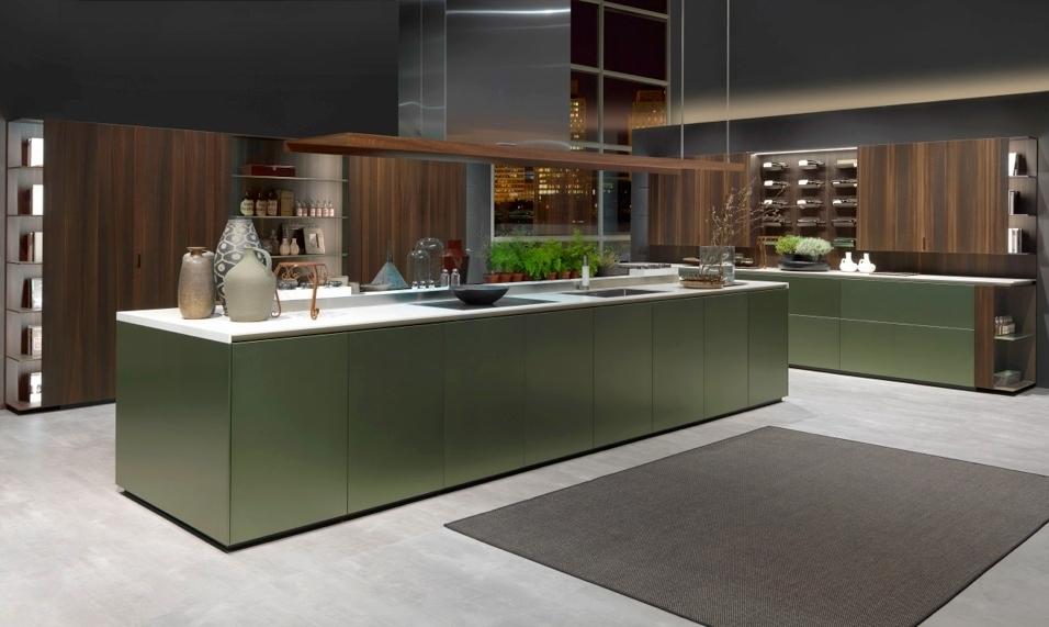 Ambiente cucina project pedini k 2016 ambiente for Aziende cucine design