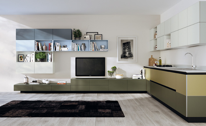Tetrix by Scavolini