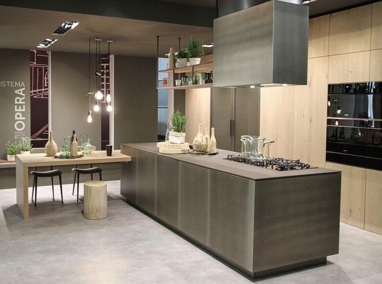 Metalli e texture speciali | Ambiente Cucina