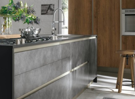 Ambiente Cucina Project n.56   Stosa   Infinity Diagonal